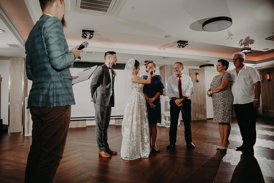 Rustykalny ślub i wesele Justyna & Damian - fotograf ślubny Nowy Sącz